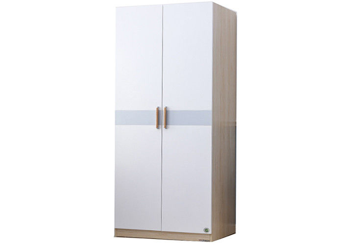 Waterproof Particle Board Wardrobe Bedroom Furniture Customised Products